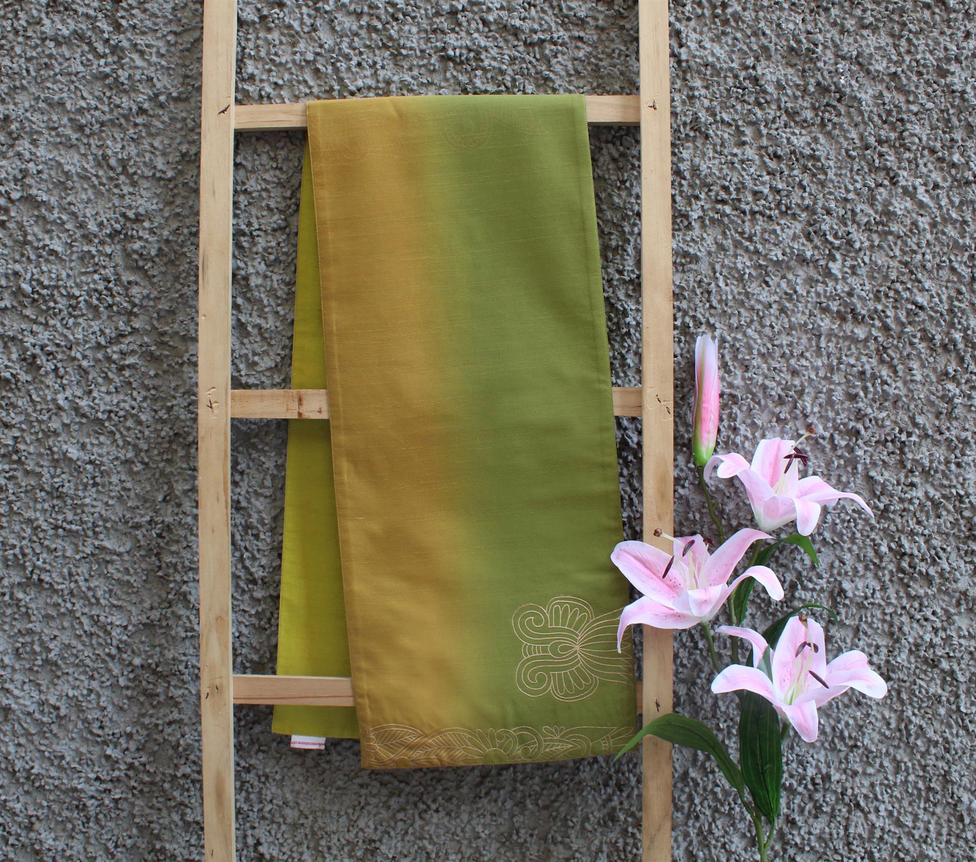 OLIVE OMBRE RUNNER
