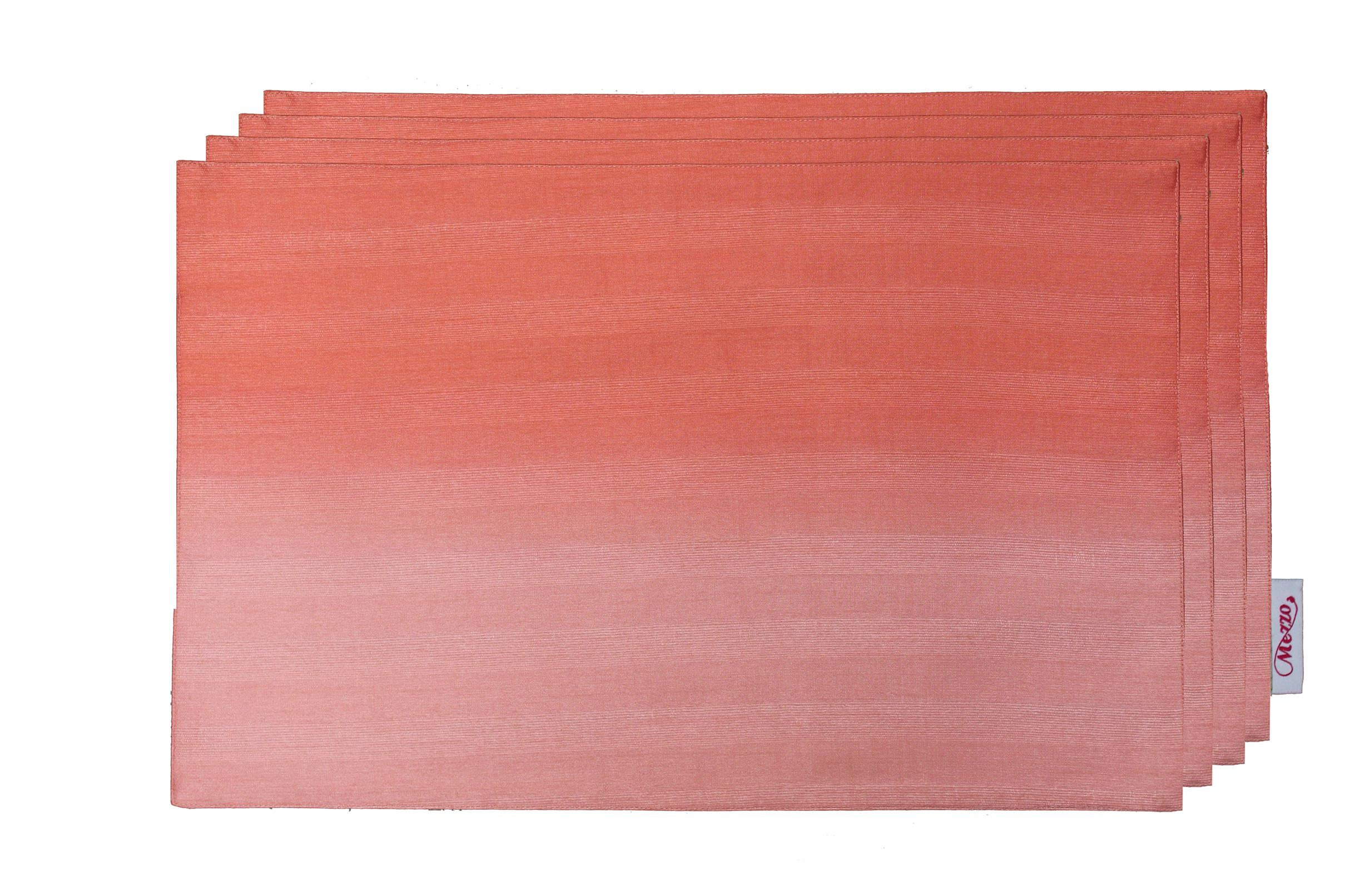 Coral Ombre Placemat