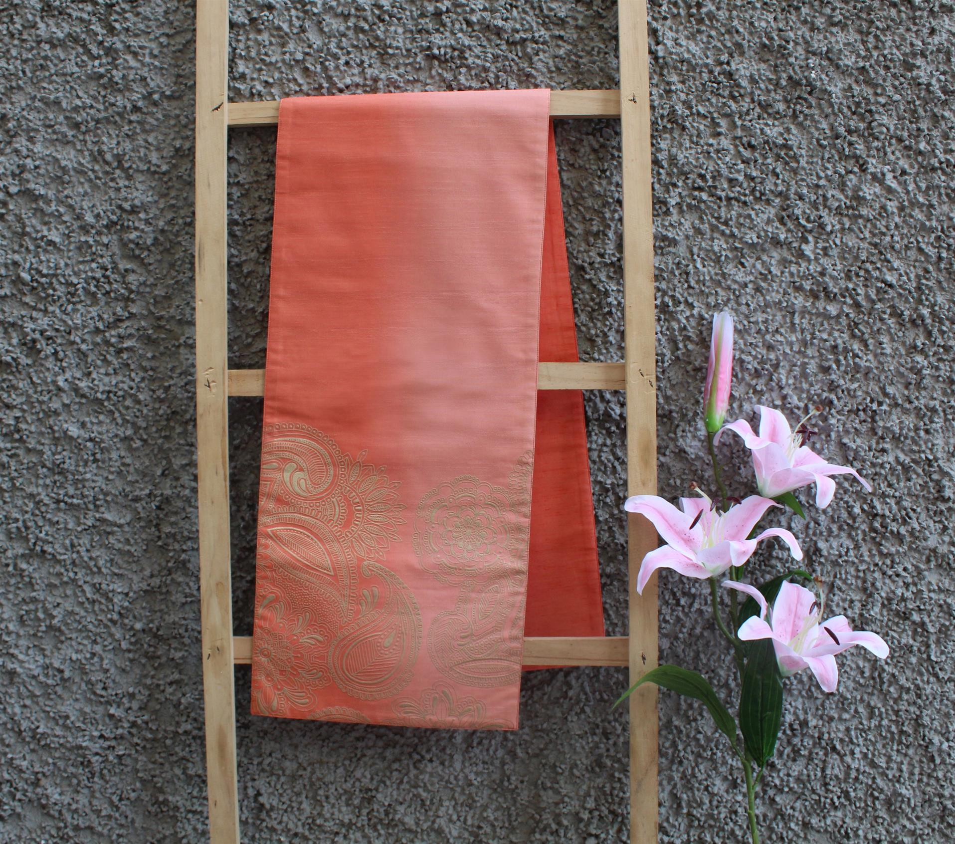 CORAL OMBRE RUNNER