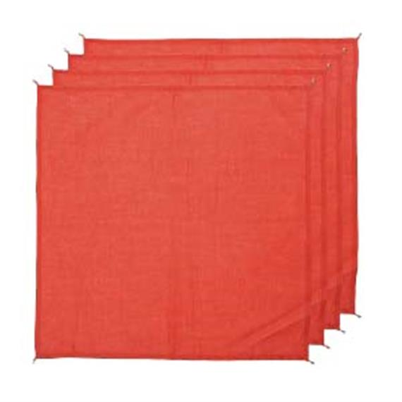 Red Cotton Napkins