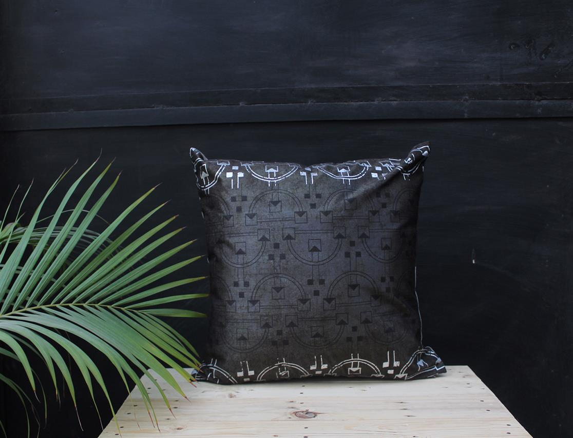 Scale Cushion cover