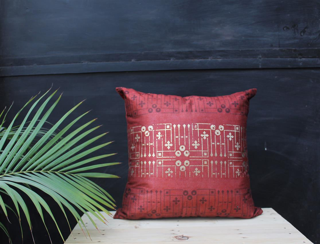 Damask Cushion cover