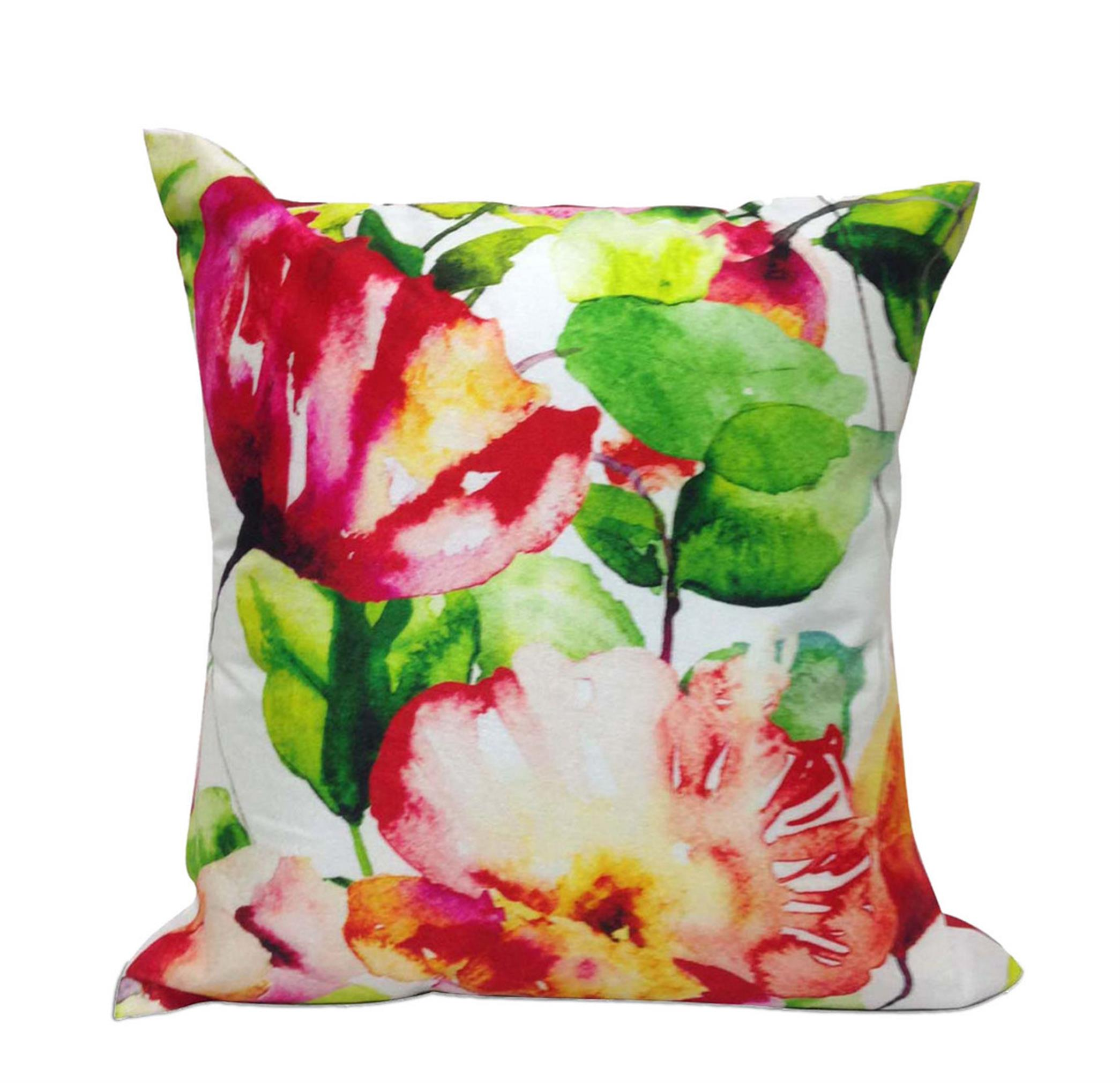 Wild Orchid Cushion